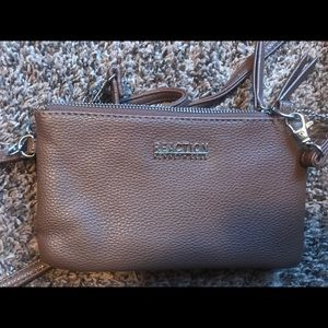 Reaction by Kenneth Cole Double Trouble crossbody